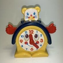 Wind up hickory dickory dock clock