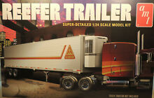 Reefer semi trailer amt 1 24 scale