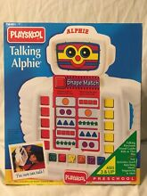 Playskool talking alphie sealed