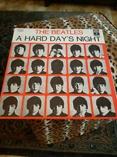 Lp emi parlophone the a hard day s