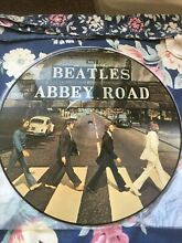 Abbey road picture disc new and
