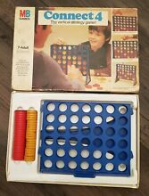 Connect 4 game by mb games 1975 100