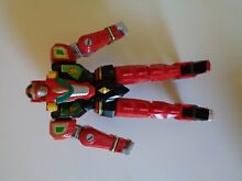 Mighty morphin red dragon