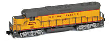 Azl z scale up union pacific gp38 2