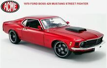 New 1 18 1970 ford boss 429 mustang