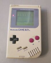 Console game boy 1 ere generation