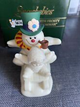 Fun frosty the snowman collectible