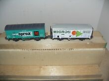 Ho euro style freight cars 2