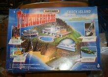 Matchbox tracy island boxed
