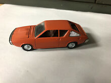 Renault 17 ts spain 1 43 scale rare