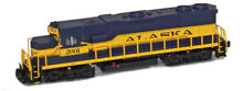 Azl z scale alaska gp38 2 road