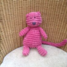 Pink cordy roy cat