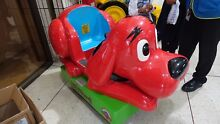 Clifford the dog kiddie childrens