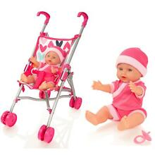 Molly dolly my first buggy