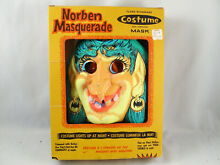 Masquarade mask costume in box by