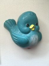 Fisher price blue bird