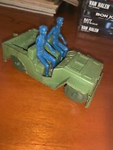 Green jeep blue soldiers 1960 s tim