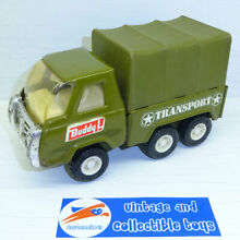 Corp military transport truck army
