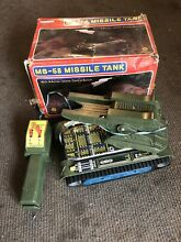 Ms 58 missile tank toy