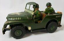 Tin air defense jeep 62651 j 87