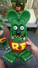 Green rat fink edition big daddy