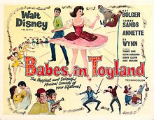 Babes in toyland originale lobby