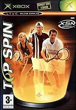 Top spin xbox used good game