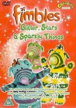Glitter stars sparkly things dvd