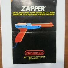 Notice zapper