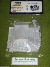 Country inn 1 76 scale scenery kit