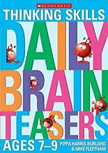 Daily brainteasers for ages 7 9