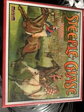 Steeple chase board game