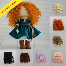 Curly wigs high temperature hair 1