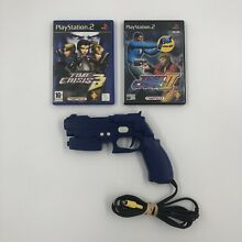 Sony playstation 2 time crisis 3 2