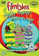 Tippity toppity games to play dvd