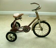 Org chain drive tricycle bicycle