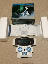 Boxed cgl earth invaders 1982