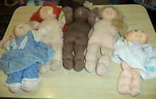 Cabbage patch doll lot 4 1982