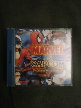 Marvel vs capcom dreamcast pal sega