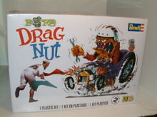 Ed big daddy roth drag nut revell