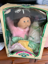 1985 cabbage patch doll never