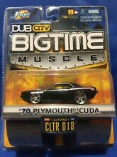 2005 toys dub city bigtime muscle