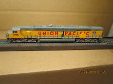 Ho scale union pacific dd 40