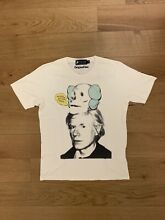 Kaws original fake andy warhol tee