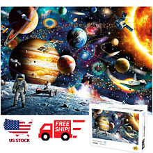 Space puzzle 1000 piece kids adult