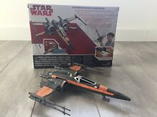 Star wars poe dameron s boosted x