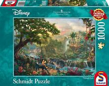 New schmidt the jungle book by 1000