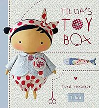 Tildas toy box sewing patterns for