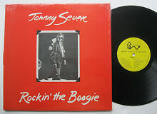Lp johnny seven rockin the boogie