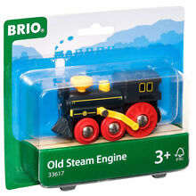 33617 old steam engine for wooden